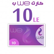 We recharge card 10 LE
