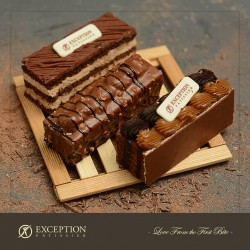 Exception Patisserie _  A piece of Gateau - Phytoene