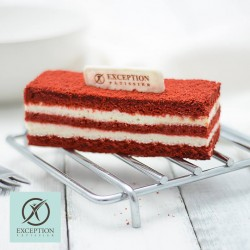 Exception Patisserie _  A piece of Gateau - Red Velvet