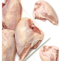 The fresh house _ Chicken breasts with bone