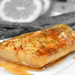 Fish House  _ Fillet ( Nile Perch )  -  Fried   -grilled butter - oil and lemon - tray