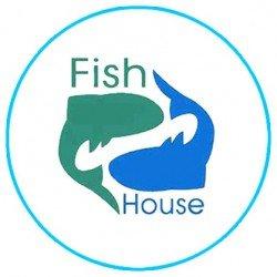 Fish House _  meal (fried tilapia) - 1 fried tilapia fish + 1 sayadia rice + 1 salad + 1 bread