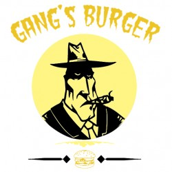 Gang's Burger  _      Burger  Cheese sandwich  -  DON VITO  _ Beef Burger patty - Tomato - Onion - Sonny Sauce - Melted cheese‬‏